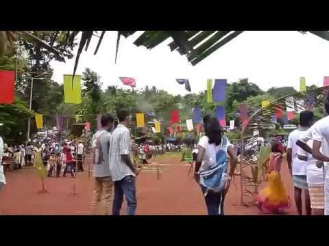 Patoienchem Fest on Independence Day 2014 in Socorro, Goa