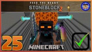 StoneBlock 2 Modpack Ep 25 - Completing Stoneblock 2  - Modded Minecraft