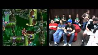 Awesome Games Done Quick - Mega Man X4 100% (48:17), part 2