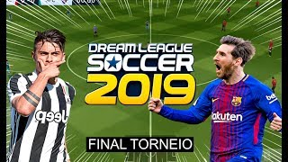Final Do Evento Dream League Soccer 19