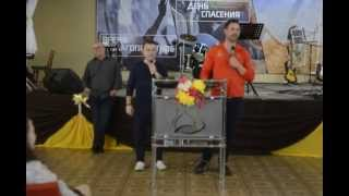 Conference 2014, Revival Generation (Pastor Chris & Pastor Randy) in Kursk, Russia-Day 1- Part 1