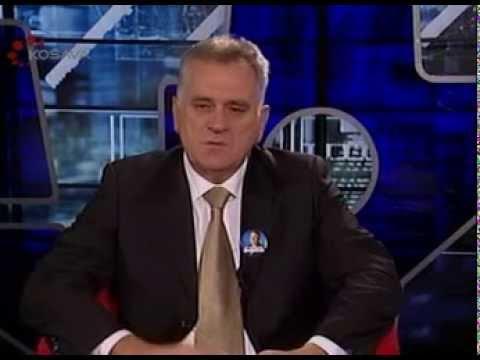 Tomislav Nikolic - Ne mogu da zamislim zivot bez Vojislava Seselja!