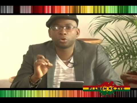 Mario Andresol Pi lwen ke zye tv - show (Part 1)