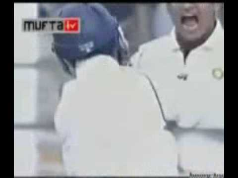 02 Cricket Irfan Pathan Of India Getting A Hattrick Agaisnt Pakistan video