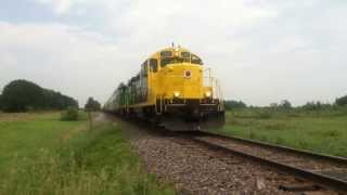 DPU'd Train, SCXY Style Part 2!!!!!!!!!!! (7/5/2013)