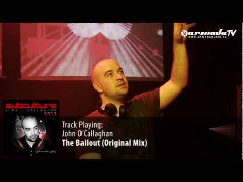 John O'Callaghan - The Bailout (Original Mix)