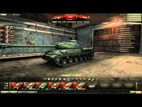 World of Tanks - Patch 8.2 Preview - IS-2 Tier 7 Heavy Tank - Have We Met Before?