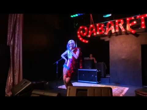 Jen Rose performing Kiss (Marilyn Monroe), Valentine&#039;s French Kisses, Studio On 4th, 2/14/2013