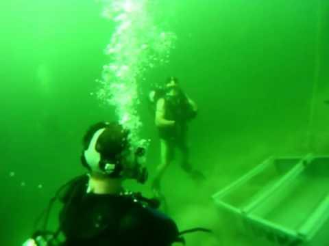 Bullhead Fire Department Dive Training Group