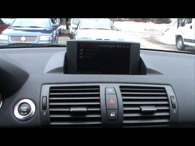 BMW 118d with navigation Full Review,Start Up ... - YouTube