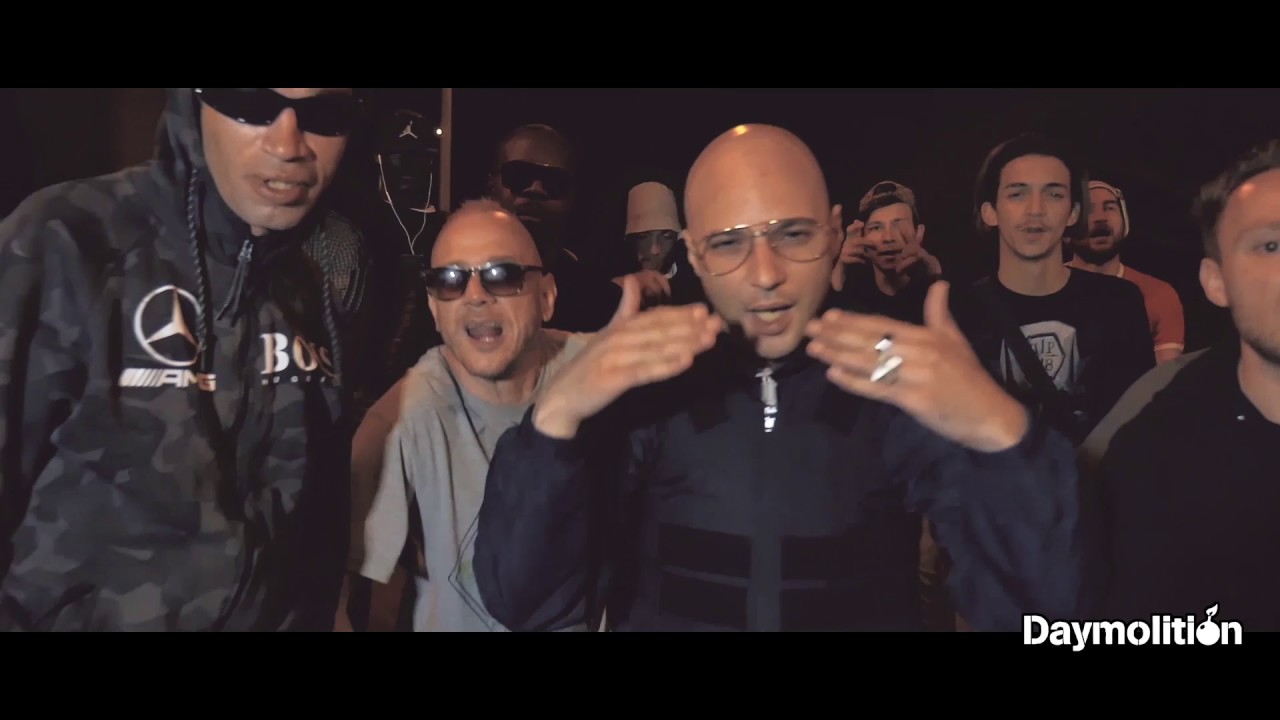 Gros94 feat. Alkpote, Demon One & Halim I Daymolition