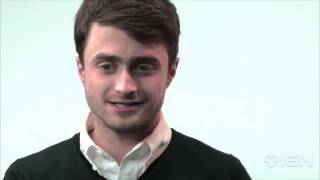 Daniel Radcliffe Talks Harry Potter and Fantastic Beasts