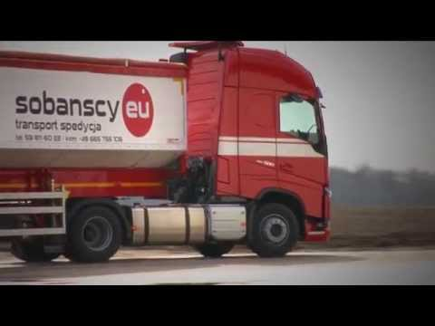 Ambasador Volvo Trucks – Usługi Transportowe Ryszard Sobański