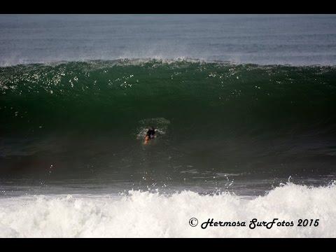 September 07 2015 Surfing Playa Hermosa Costa Rica