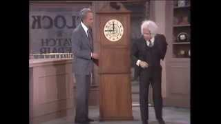 The Oldest Man: Clock Repair from The Carol Burnett Show (full sketch)