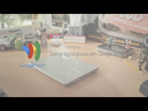 Google Wallet for digital goods