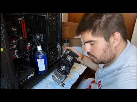 i7 3930k + Rampage IV Extreme + GTX 690 + Watercooler - Montagem detalhada em Placa de vídeo