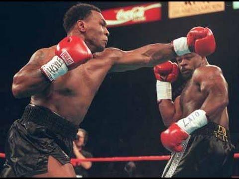 Бокс. Майк Тайсон v  Орлин Норрис. (комментирует Гендлин)  Mike Tyson v Orlin Norris