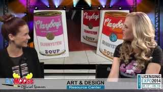 ArtMoose Interview with Victoria Fuller at Licensing Expo 2014