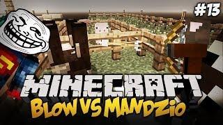 Blow VS Mandzio - TROLLOWANIE, UKRADLI NAM NETHER! - S03E13 (SkyIslands)