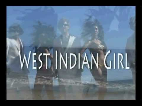West Indian Girl Malibu Photo Shoot 2013 video