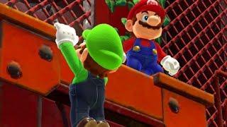 Super Mario Odyssey - 2 Player Co-Op - #02