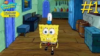 Watch Spongebob Squarepants Employee Of The Month video