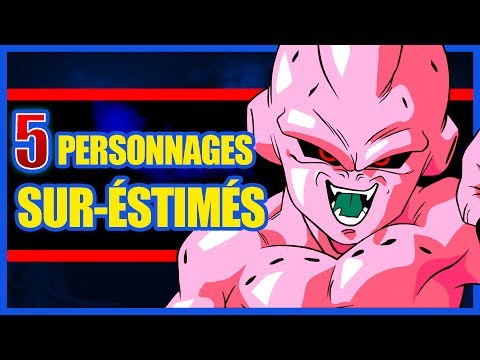 5 PERSONNAGES (TROP) SUR-ESTIMÉS DANS DRAGON BALL - DBTIMES #29