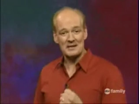 Whose Line is it Anyway? Wrong Name - Irish Drinking Song.