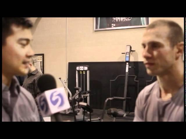 Donald Cerrone UFC 141 Pre-Fight Interview