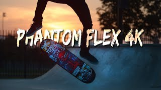 PHANTOM FLEX 4K 1000FPS (ULTRAHD)