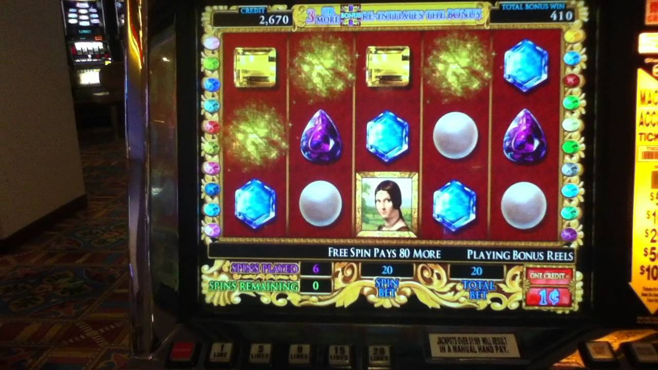 casino slots davinci diamonds