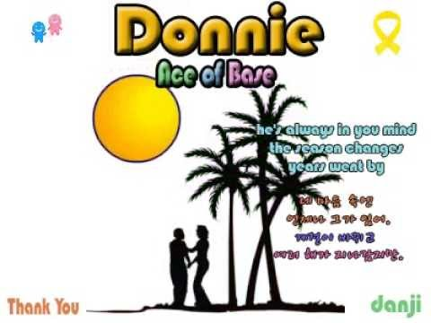 Ace Of Base - Donnie