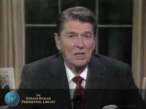 President Reagan's Address to the Nation on U.S. Air Strike against Libya - 4/14/86