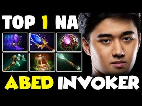 Abed Invoker Dota 2 - 10k PLAYER KNOW HOW TO RULE HARD GAME - Dota 2 Invoker