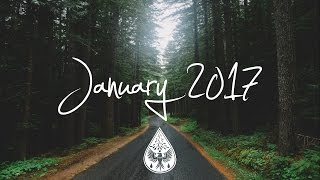 Indie/Pop/Folk Compilation - January 2017 (1½-Hour Playlist)