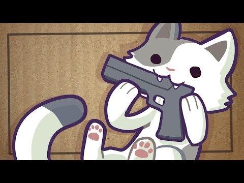 Коты - Опасное Оружие?