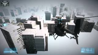 Battlefield 3 How to fly Little Bird in Campaign
