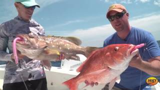 Deep Drop Snapper and Grouper with Hogy Lures
