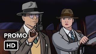 "Archer 8x05 Promo ""Sleepers Wake"" (HD)"