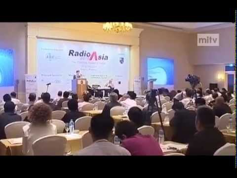 mitv - Asia Radio Conference: Event Kicked Off In Myanmar
