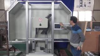 JWT 450I Pendulum Impact Testing Machine with Instrumented System verified by NIST as per ASTM E23
