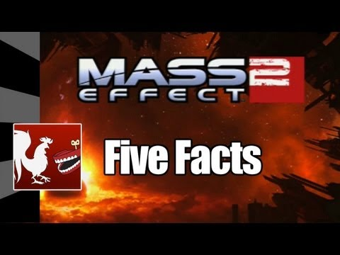 Five Facts - Mass Effect 2