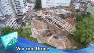 Timelapse e V�os com Drone - SPN VIDEO
