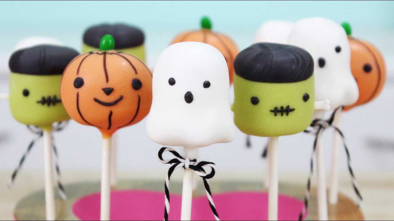 How To Make Cake Pops With Pictures