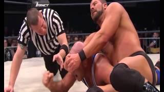 Kurt Angle vs. Bobby Roode - Penúltima luta (PT BR) TNA no Esporte Interativo