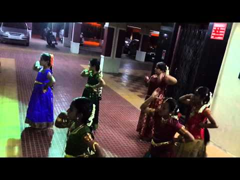 Shdt - Varalaksmi Puja - Dance Program video