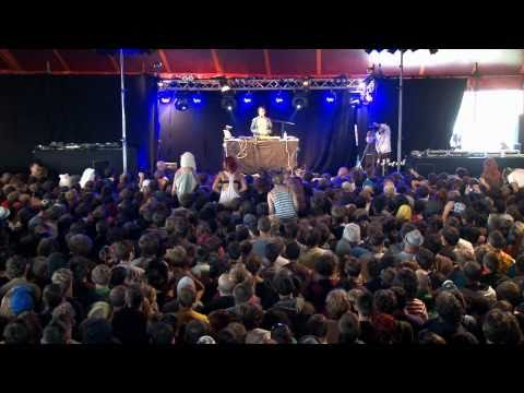 Beardyman @ Reading Festival 2010