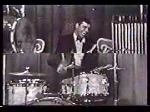 Buddy Rich&Jerry Lewis - Drum Solo Battle (1965)