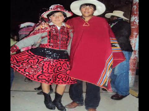 Canten Bailen Carnaval-Andes Chumbivilcanos del Perú.